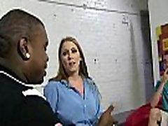 Watch my mom going black : Interracial Hardcore Sex 16