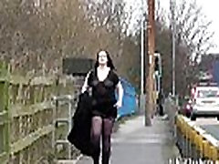 Emmas bbw masturbation in public and fat amateur wanking outdoors