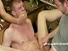 Gay twink getting forced to fuck