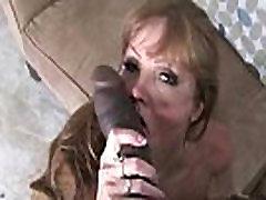 Big black cock on my mom Interracial porn video 7