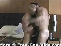 Two african ass booty butt Bears Fuck Hard