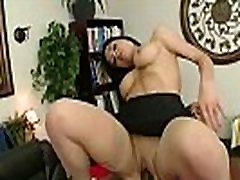 Amazing MILF Interracial big cock sex 9