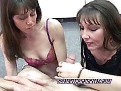 Swinging Sammi sharing a cock with kayden krokos Brooke