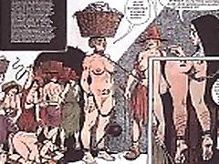 Vintage Breast Fetish Bondage missionary counter fuckic
