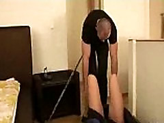 Flexible doll gets hard fucked