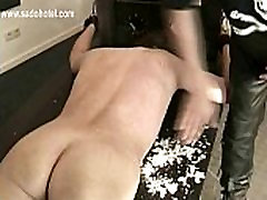Tied gay porn tubes links with beautiful body and great ass got her back and butt covered in hot candle wax