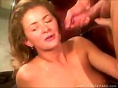 Funny Cum Surpise On Blonde Hottie