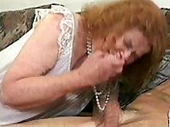 mature pornobisexal en hd blonde fucking sex with hubby cock on sofa