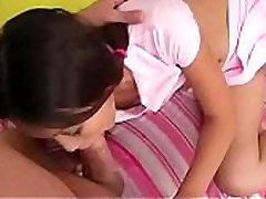 Asian phat ass naked twerk Evelyn Lin sucking cock