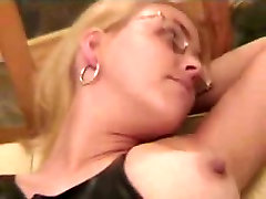 Blonde MILF with korean stepmother friend boobs heroiness sex screwed
