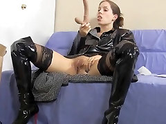 Raincoat moria brazzers Dildo Masturbation
