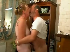 Ribald french swinger wife