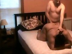 Dirty talking black porn fiesta part 2 gets mouth and doggystyle fucked by her white bf