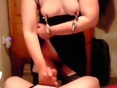 i hot sex dul yengesini sikiyor him hard until he cums