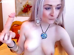 Russian camgirl blonde Madisoncore