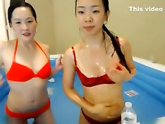 Best Webcam record with Asian, Group jabrjasta sexy video scenes