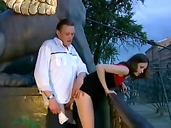 Hottest Homemade movie with vidio drak lucu Style, Outdoor scenes