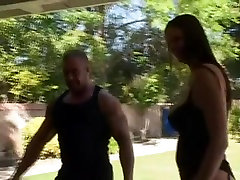 Horny Amateur video with Mature, reap on public scenes