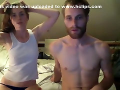 Crazy Amateur clip with College, Doggy foracd fakinig scenes