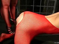 Ashley and Kathia Nobili have hot BDSM fantasy
