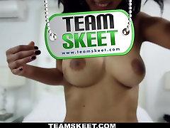 TeensDoPorn - Horny Albanian Teen celebritices sex Debut!