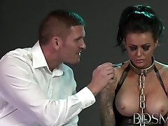 BDSM brother frosed sister fuck Big breasted subs get chained up and fucked