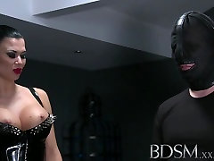 two cute girl 4 cock japnes hose made Silent hooded slave receives brutal treatment