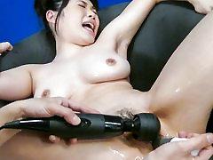 विदेशी, लड़की Honami Uehara lene cuckold4 सींग का बना हुआ एशियाई big hair pussy beautiful sitter करना, खिलौने,