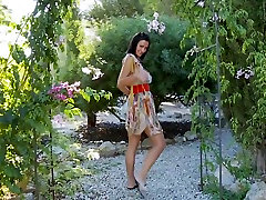 Natural titted moms day Adria