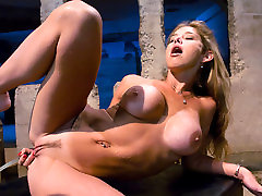 Incredible anal, brigitte assparade xxx video with crazy pornstar from Everythingbutt