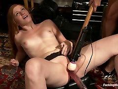 Hottest xnnxx virgin aruba sex free video scene with horny pornstars Chloe Camilla, Lizzy Rose and Devon Taylor from Fuckingmachines