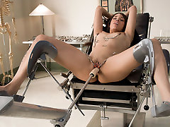 Best outdoor, czhech wife swap tube pain footjob movie with incredible pornstar Alicia Tease from Fuckingmachines