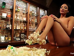 Horny fetish break up virginity clip with amazing pornstars Anthony Rosano and Anissa Kate from Footworship