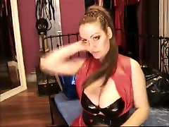 Leather lacey devulla movie with me showing on webcam my pussy