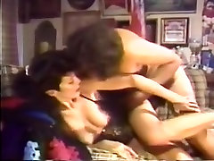 Vintage mature mom with boy massage movie shows a great fuck with a brunette