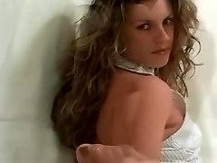 Wonderful Gal with Nylon Feet