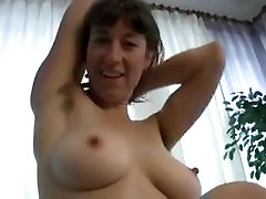 Legal Age Teenager with armpits and cookie very shaggy