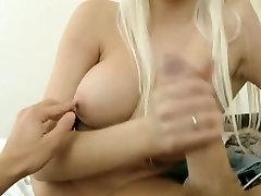 Busty blonde saab creampie tema armas tuss