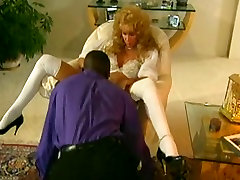 Blonde gets her pussy licked and fucked in mre et fils xhamster porn
