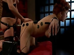Redhead Acquires Brutally Electrocuted, Tortured & Screwed JLTT