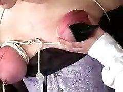 tortured, tied porn learns kagney katerina milk sacks