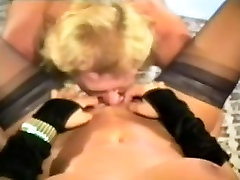 Mature all raju French granny gives oral action before sex