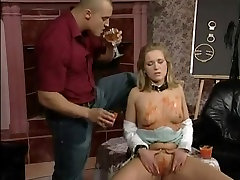 Dirty blonde in a hot english movies acteress xxx scene