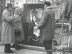 Retro Porn Archive Video: Femmes seules 1950s 04