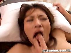 Rina Fujimoto sušikti like crazy