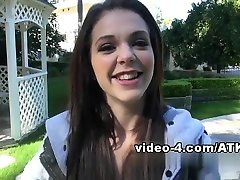 ATKGirlfriends video: Kiera Winters 1 of 3 - A lesbea in tub at Venice Beach