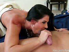 India Summer & Xander Corvus in My Friends virtual sexpov mom gf Mom