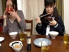 Japanese blind husband and eye doctor likes anal