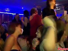 European party teens wanking cocks closeup