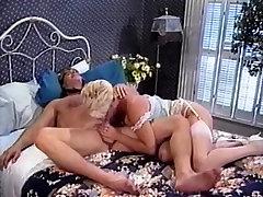 Amber Lynn, Candy Samples, Jenny B. Goode in hot sex spy masturb xxx movie